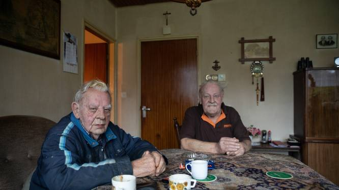 Broers Hein (87) en Frans (73) uit Heeten werden opgesloten na overval: 'Ze hebben al onze contanten gevonden'
