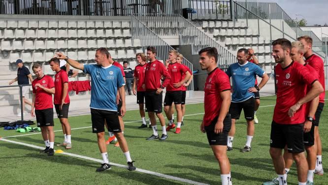 """Mario David (FC Mandel United):""""Binnen enkele weken kan alles wellicht gefinaliseerd worden"""""""