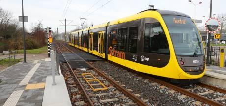 Pendelbussen en smeerinstallaties moeten geluidsoverlast nieuwe trams in IJsselstein tegengaan