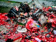 Vuurwerkschade in Alblasserdam bedraagt 8250 euro