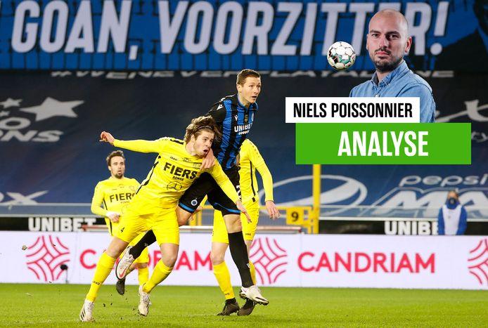 "Onze Club-watcher Niels Poissonnier: ""Chong is meer dan een leuke krullenbol."""