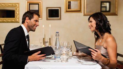 Speciaal 'vrouwenmenu' komt restaurant duur te staan