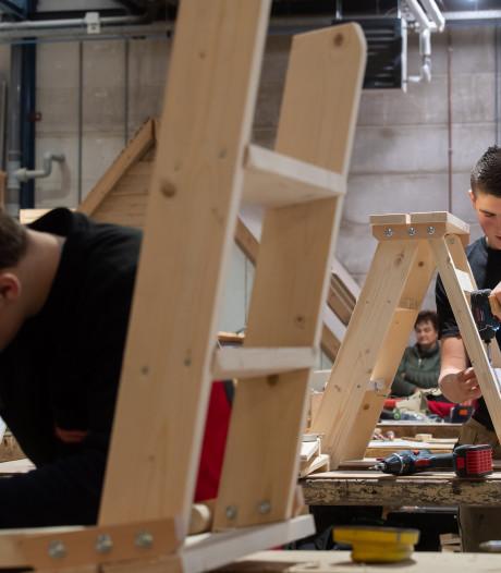 'Niveau van bouwschool Breda wordt steeds hoger'