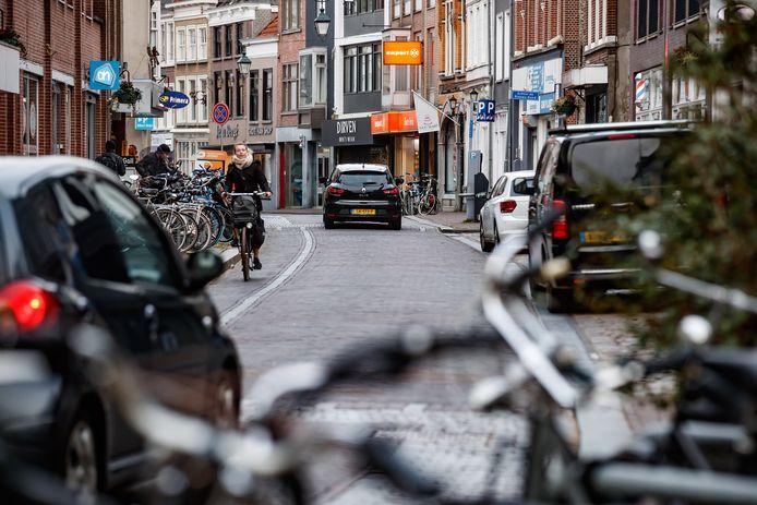 BREDA - De Haagdijk wordt nog dit jaar een fietsstraat.