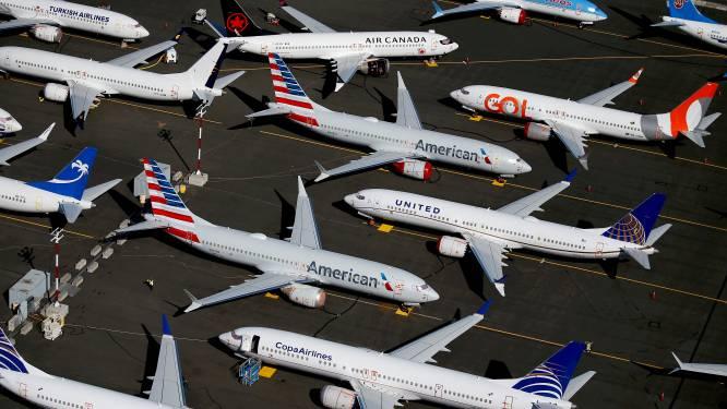 """Amerikaanse toezichthouder: """"Ongeveer 106 Boeing 737 MAX-toestellen kampen met elektronisch probleem"""""""