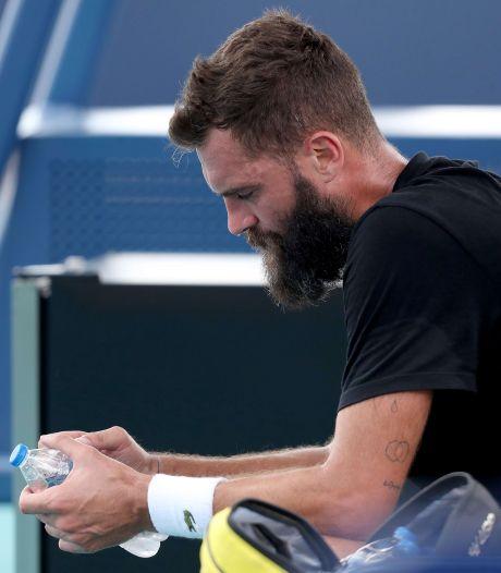 Franse tennisser Benoit Paire is klaar met corona: 'Winnen of verliezen, het doet me niets meer'