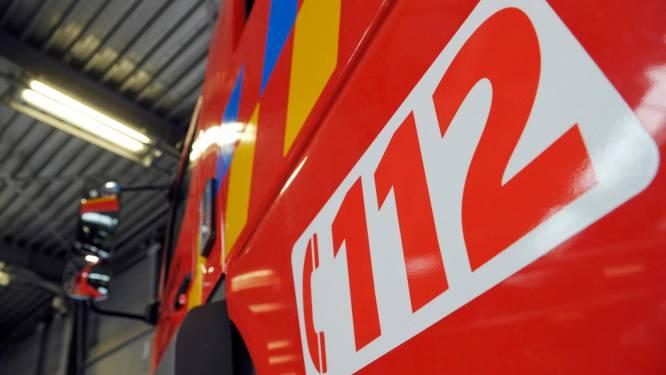 Plexiglaspaneel vliegt in brand: geen gewonden
