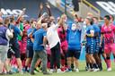 Lors de la première journée, les Carolos avaient créé la sensation en s'imposant au Jan Breydelstadion (0-1, Morioka)