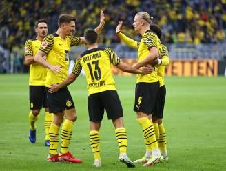 Dortmund haalt het met 4-2 van Union Berlijn, Thomas Meunier levert assist af