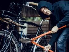 Fietsendieven slaan vooral toe in Enschede, in Tubbergen staat je fiets veilig