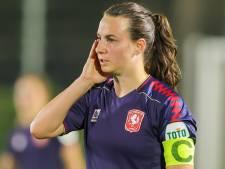 International Renate Jansen verrast en plakt er nog een jaar FC Twente aan vast