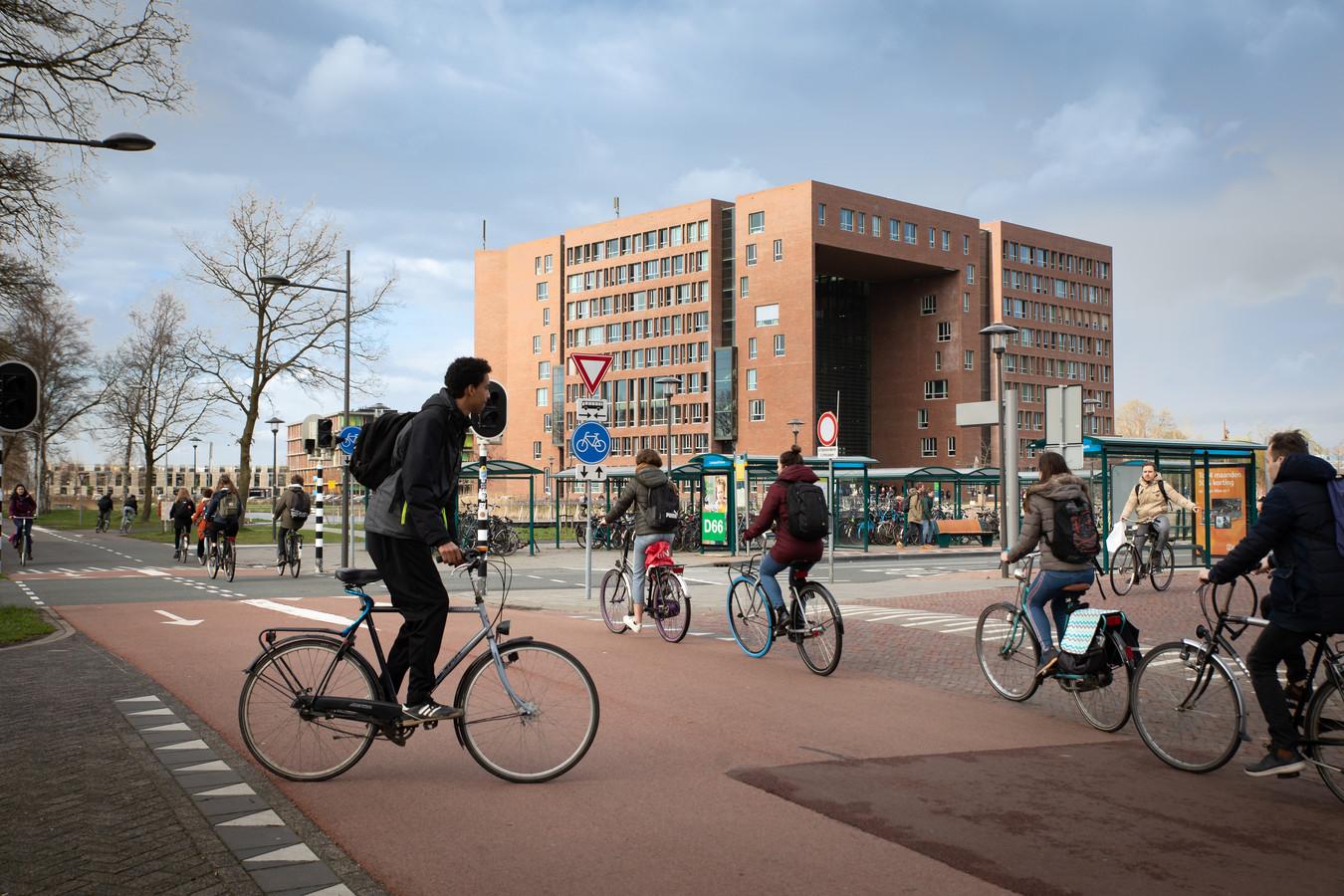 Wageningen Campus.