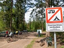Goed nieuws voor omwonenden, slecht nieuws voor camperaars: einde aan wildkampeerplaats Hoenderloo