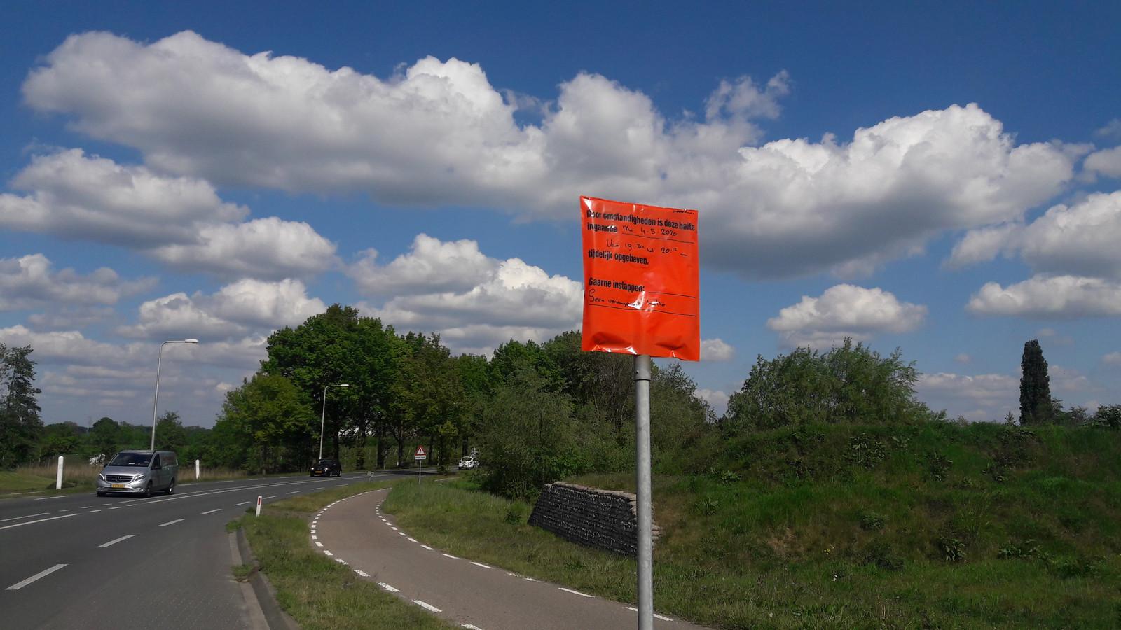Maandagavond 4 mei rijden geen bussen tussen Wageningen en Rhenen.