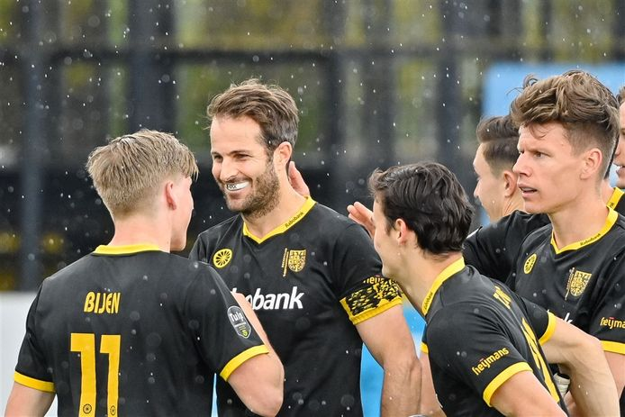Blijdschap bij Den Bosch nadat de club zich plaatste voor de play-offs