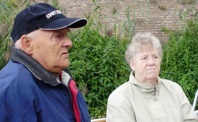 Riek en Louis van Tilborg - van Ham