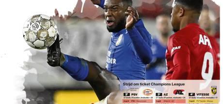 Champions League-koorts: PSV de favoriet, Vitesse de dark horse