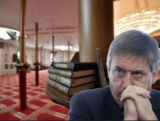 """België gaat vergunning Grote Moskee intrekken: """"Aanbevelingen commissie aanslagen minutieus uitvoeren"""""""
