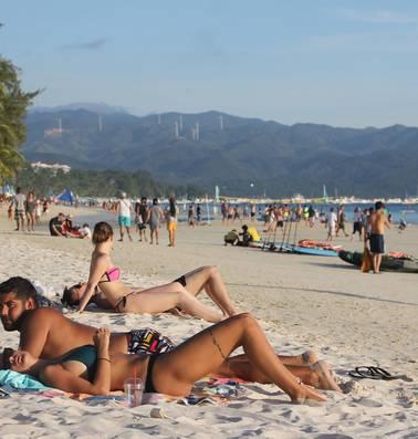 Strijd tegen stinkende stranden