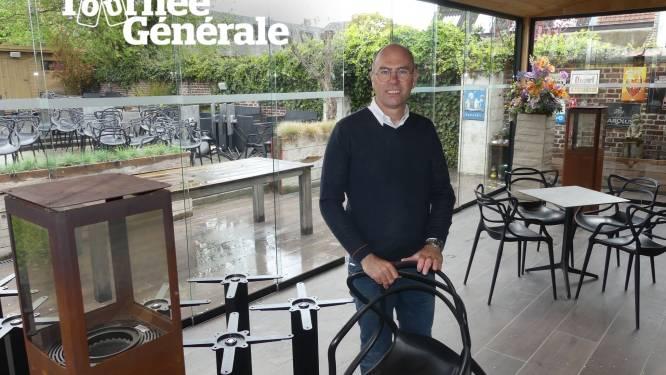"""Bruno Dhaenens (53) heropent zaterdag twee brasserieën: """"We hebben onze klanten hard gemist"""""""