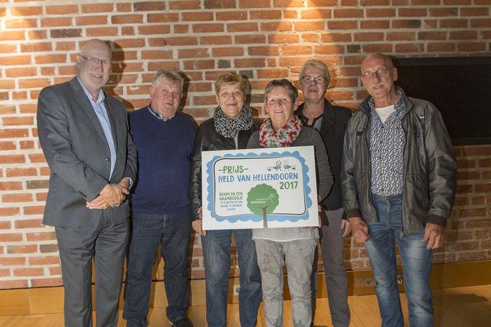 De Oudijzergroep Haarle is de nieuwe 'Held van Hellendoorn'.