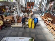 'Moeder aller kringloopwinkels' Emmaus Eindhoven is niet meer
