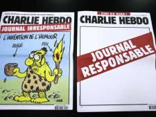 "Le Charlie Hebdo ""responsable"", journal sans dessin ni article"