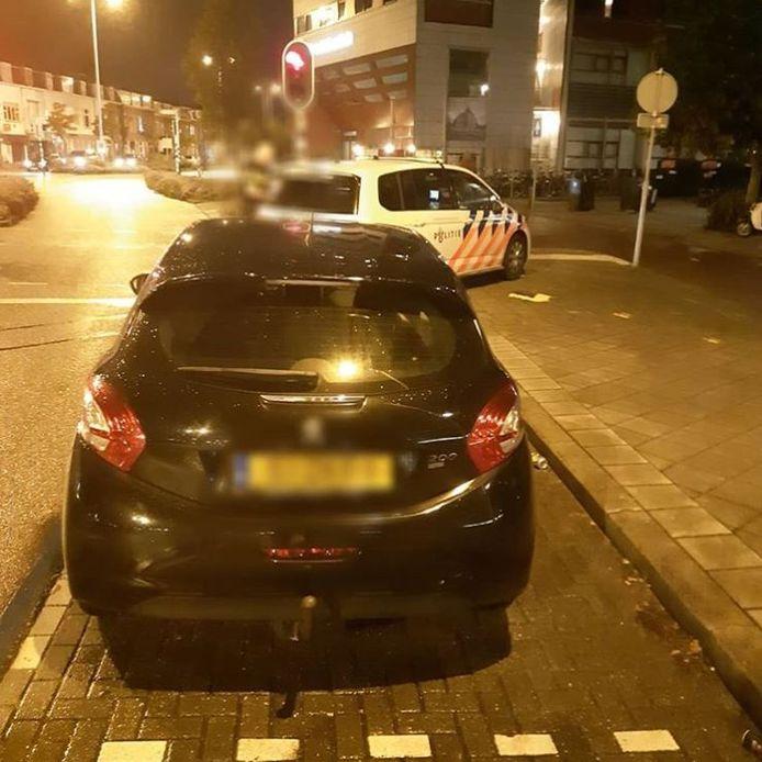Politie Utrecht Centrum