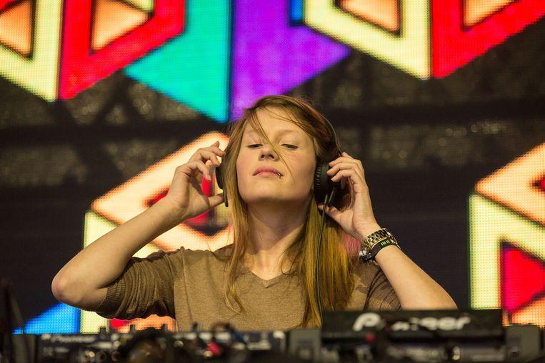 Charlotte de Witte, Pukkelpop 2014: