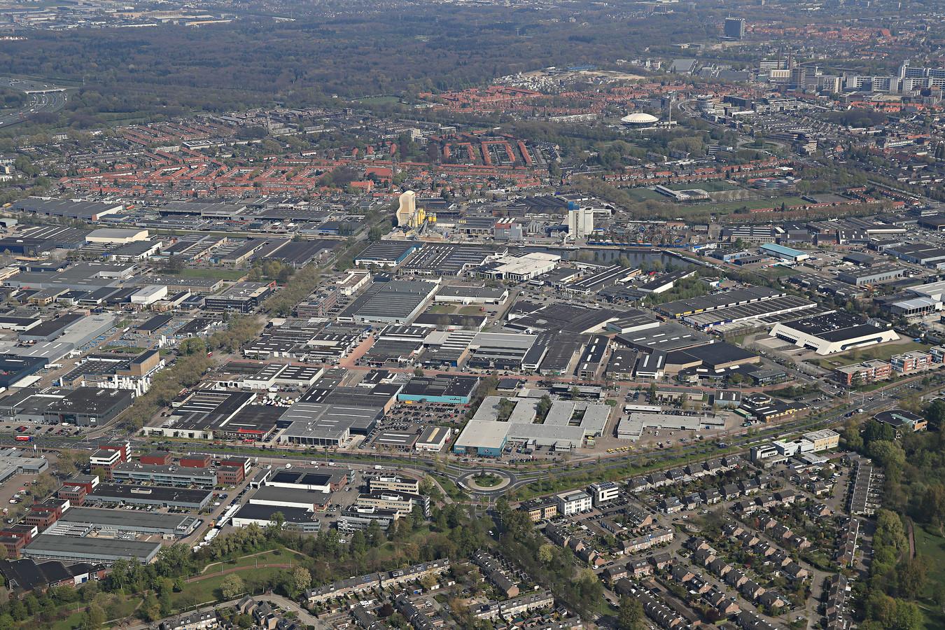 Bedrijventerrein De Hurk in Eindhoven
