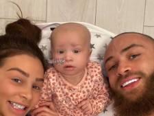 L'ex-footballeur et star de la télé-réalité Ashley Cain annonce le décès de son bébé de huit mois