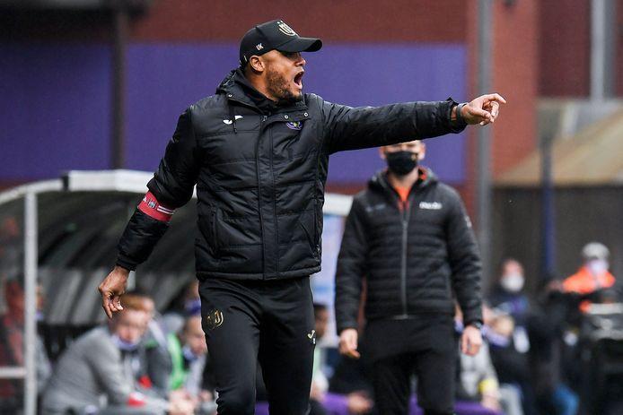 Une mentalité irréprochable et la victoire: c'est ce qu'attend Vincent Kompany de son premier Clasico en tant que T1 du Sporting d'Anderlecht.