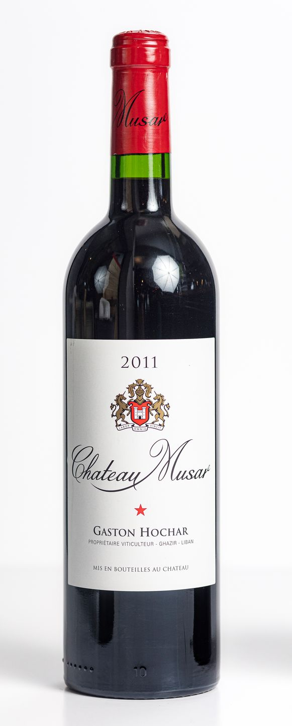 Chateau Musar (2011).