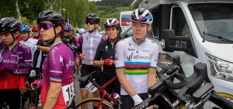 Wereldkampioene Van der Breggen raast van overwinning naar overwinning