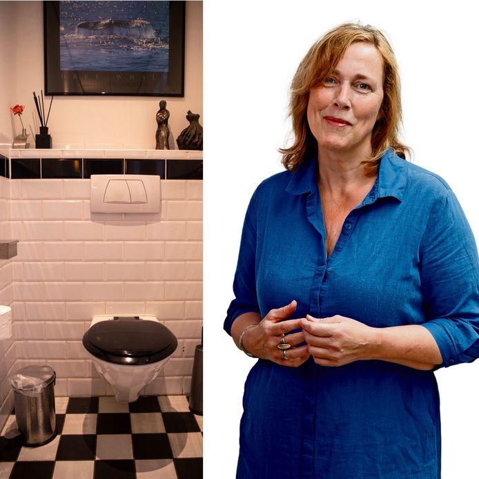 Het toilet: het nieuwste retraite oord in tijden van lockdown, corona en avondklok. Column Yolanda Sjoukes