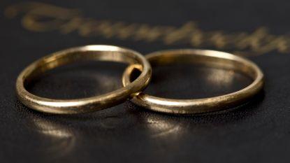 Helft geplande huwelijken uitgesteld door corona-maatregelen
