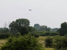 Politie zoekt in Maas naar man die ging zwemmen maar niet terugkeerde