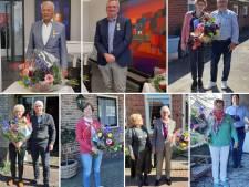 Lintjesregen in de gemeente Dinkelland: deze zeven inwoners zijn maandag aan huis verrast