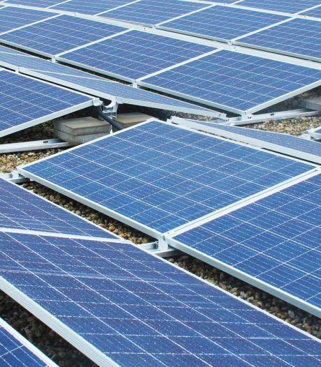 Tankstation in Denekamp krijgt eigen zonneveld voor elektrische laadpaal