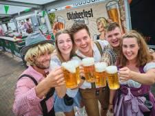 Oktoberfest op 'der Marktplatz' in 's-Gravenzande