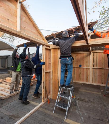 Technische malheur treft IJsmarkt Oosterhout, schaatsen pas vanaf zondag