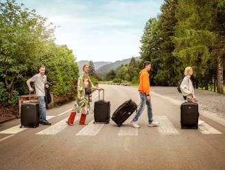 De familie Gooris trekt er binnen twee weken samen op uit in 'Expeditie Gooris'