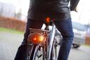 Richtingaanwijzers op een fiets. Waarom bestaat dat nog niet?