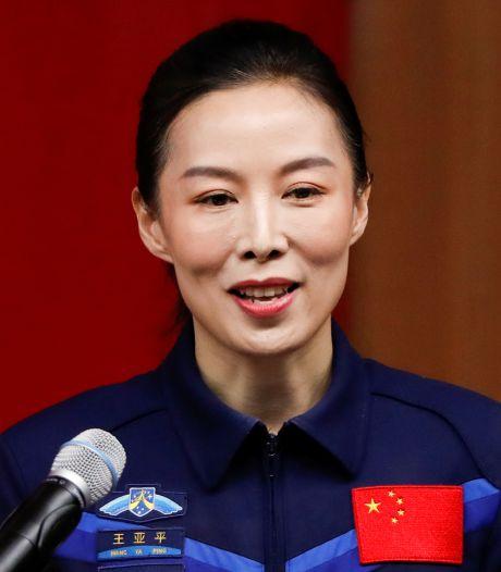 Une astronaute chinoise va travailler pour la première fois sur la nouvelle station spatiale