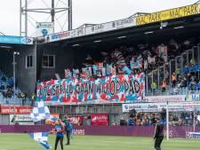 PSV-supporters zamelen speelgoed in voor Stichting Speelcadeau