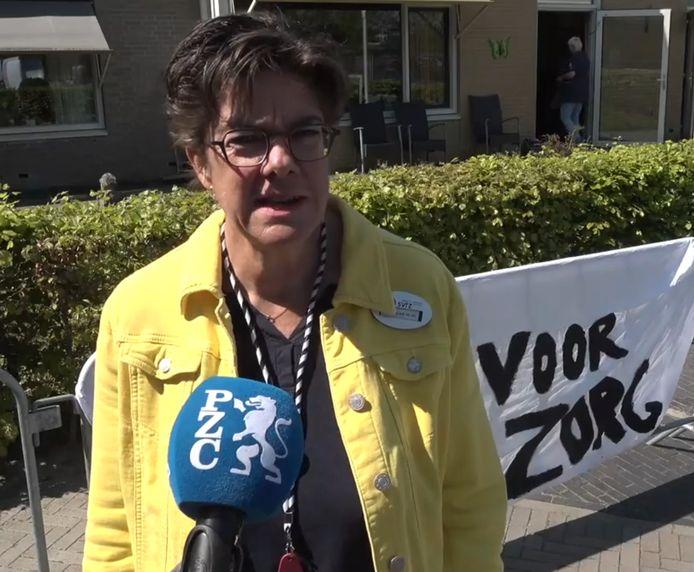 Jacqueline van den Hil maakt een grote kans om volgend jaar namens de VVD verkozen te worden als lid van de Tweede Kamer.