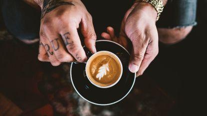 Zo kom je van een koffie-adem af