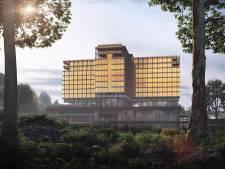 Un hôtel, un resto, des bureaux et une piscine: la nouvelle vie de l'ancien siège de la Royale belge