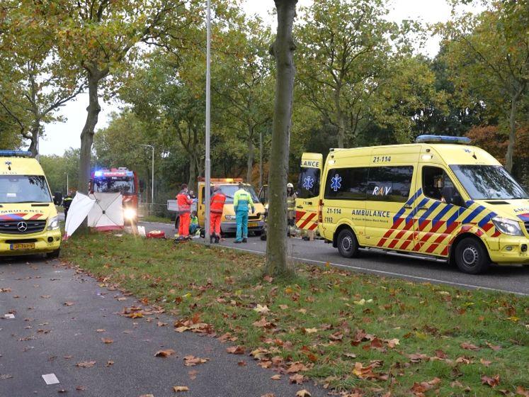 Persoon gewond bij aanrijding met busje in Oss