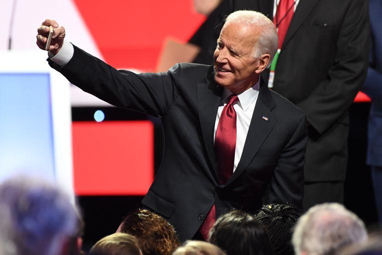 Voormalig vicepresident Joe Biden. Beeld AFP